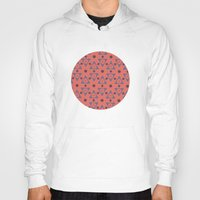 dots Hoodies featuring Dots by Anthony Londer