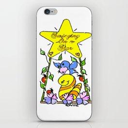 """Star Time"" iPhone Skin"