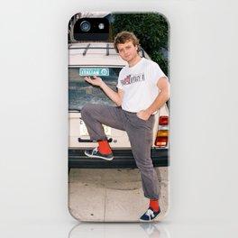 Mac Demarco Italian Meme iPhone Case