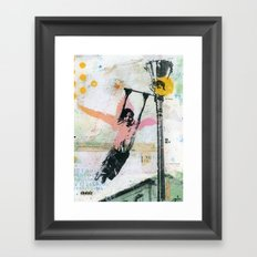 Choisir Framed Art Print