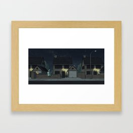 Chapter 1 Framed Art Print