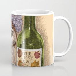 The Tipsy Owl Coffee Mug