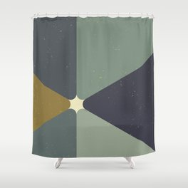 Phi Gamma 4 Shower Curtain