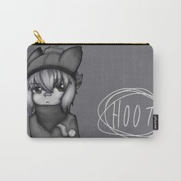Owl Boy Carry-All Pouch