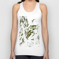 stark Tank Tops featuring Leaves - Stark by Boris Burakov