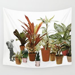 It's a Jungle Out There Wall Tapestry