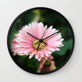 Autumn flower Wall Clock