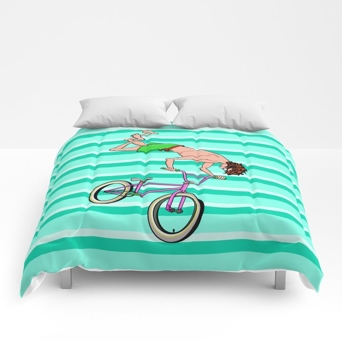 BMX Freestyle Comforters