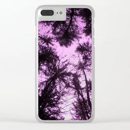 Arboles Clear iPhone Case