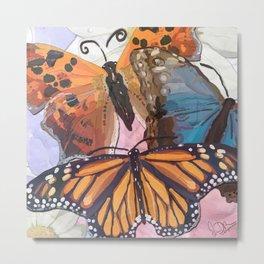 Beautiful Butterflies2~ Metal Print