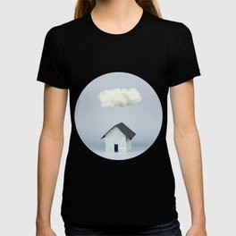 A cloud over the house T-shirt