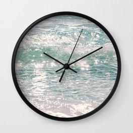 Destin Sparkles Wall Clock