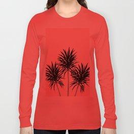 Palm Trees - Cali Summer Vibes #3 #decor #art #society6 Long Sleeve T-shirt