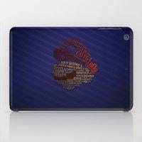 mario bros iPad Cases featuring Mario & Bros by Mason DeGraff
