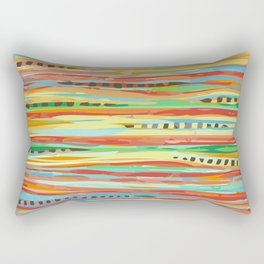 stripes & striped Rectangular Pillow