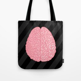Human Anatomy - Brain Tote Bag