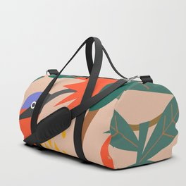 Cute pollinator Duffle Bag
