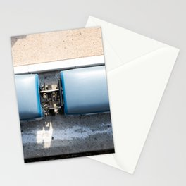 Traintop Stationery Cards