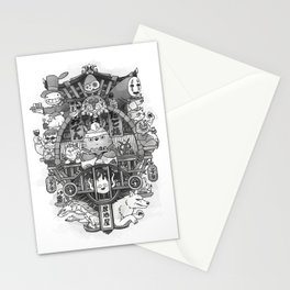 Ghibli Izakaya Stationery Cards