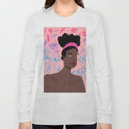 Not a phase Long Sleeve T-shirt