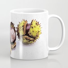 chestnut (Castanea) Coffee Mug