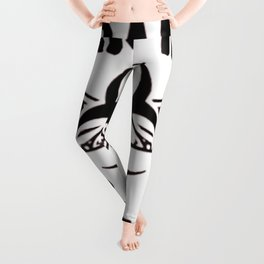 CAMPING IS ZOMBIE SURVIVAL TRAINING Leggings