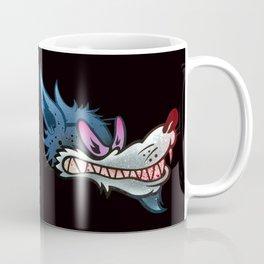 Cool Wolf Coffee Mug