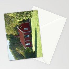 Swedish Cottage  Stationery Cards
