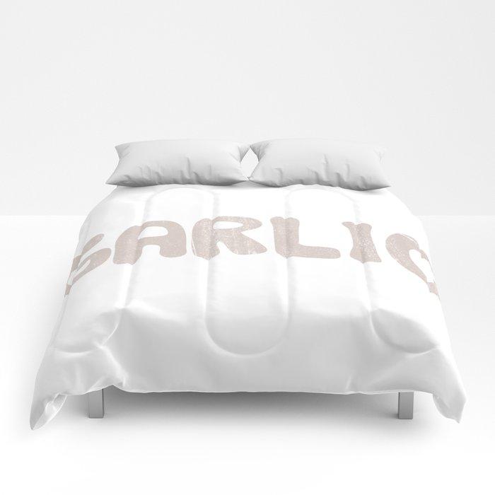 GARLIC Comforters
