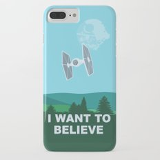 I WANT TO BELIEVE - Star Wars iPhone 7 Plus Slim Case