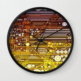 Platine Wall Clock