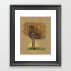 Another Autumn Framed Art Print