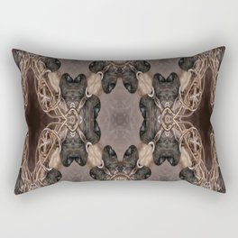 The Twisted Pearl Rectangular Pillow