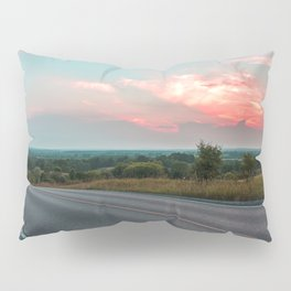 COUNTRY ROADS Pillow Sham