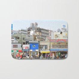 Tokyo Moods Bath Mat