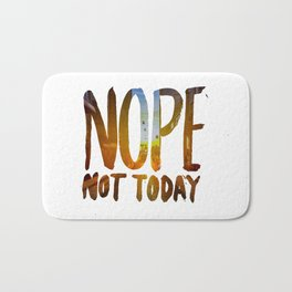 Nope Bath Mat