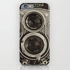 Flexaret   Vintage Camera Slim Case iPhone 6s