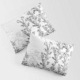 Chamomile Garden Pillow Sham