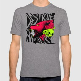 DESTROY HUMANS T-shirt