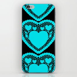 You pull on my heart strings iPhone Skin