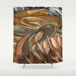 Elves Shower Curtain