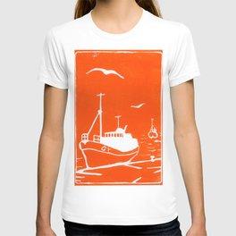 Comrades in Orange T-shirt