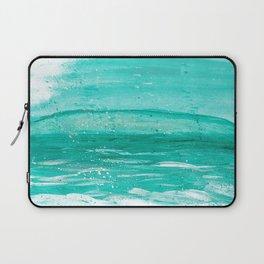 Bleu Wave Rising Laptop Sleeve