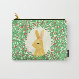 Lingon bunny Carry-All Pouch