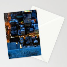 Don't Look Down - New York City Stationery Cards