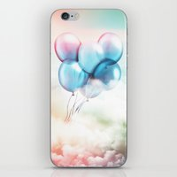 fly iPhone & iPod Skins featuring Fly by DagmarMarina