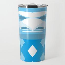 Blue Tiki Travel Mug
