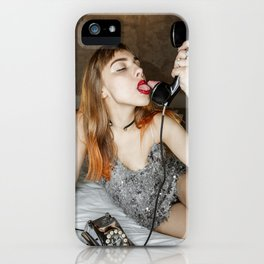 Tongue Twister iPhone Case