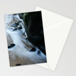 beach stones Stationery Cards
