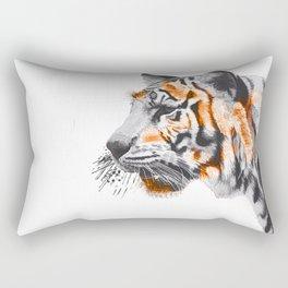 Tiger 2 Rectangular Pillow